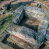Schlössel, Luftbild von Peter Wild