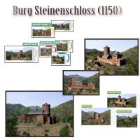 Steinenschloss (1150)