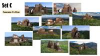 Postkartenset Panorama-Format