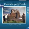 Für den fortgeschrittenen Puzzler: Puzzeln Sie die fotorealistische Rekonstruktion der Burg Drachenfels (Wasgau) aus Osten betrachet. Sie erhalten ein qualitätsvolles Ravensburger-Puzzle (1.000 Teile). Maße des fertigen Puzzles: 69