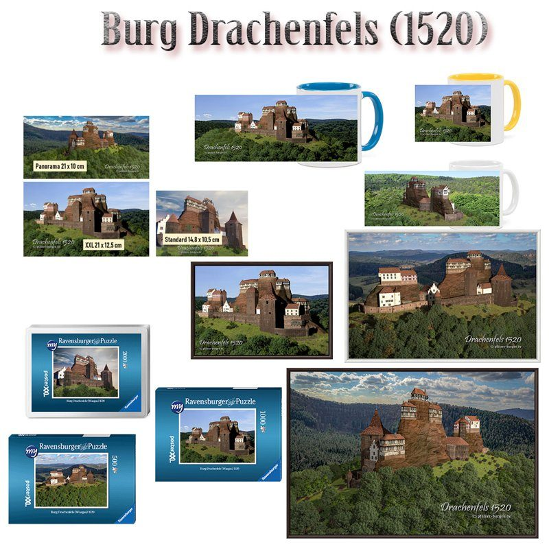 Sortiment Burg Drachenfels