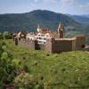 Hauptbefestigungen der Madenburg (1595) aus Nordosten - Ravensburger-Puzzle 2.000 Teile