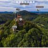 360Grad Panorama von Trifels und Umland