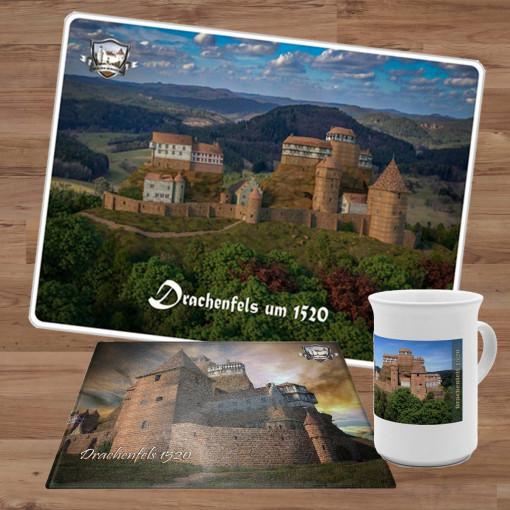 Frühstücksset (Bundle) mit Burg Drachenfels