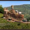 Burg Blumenstein aus Südosten