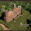 Burg Blumenstein aus Südwesten